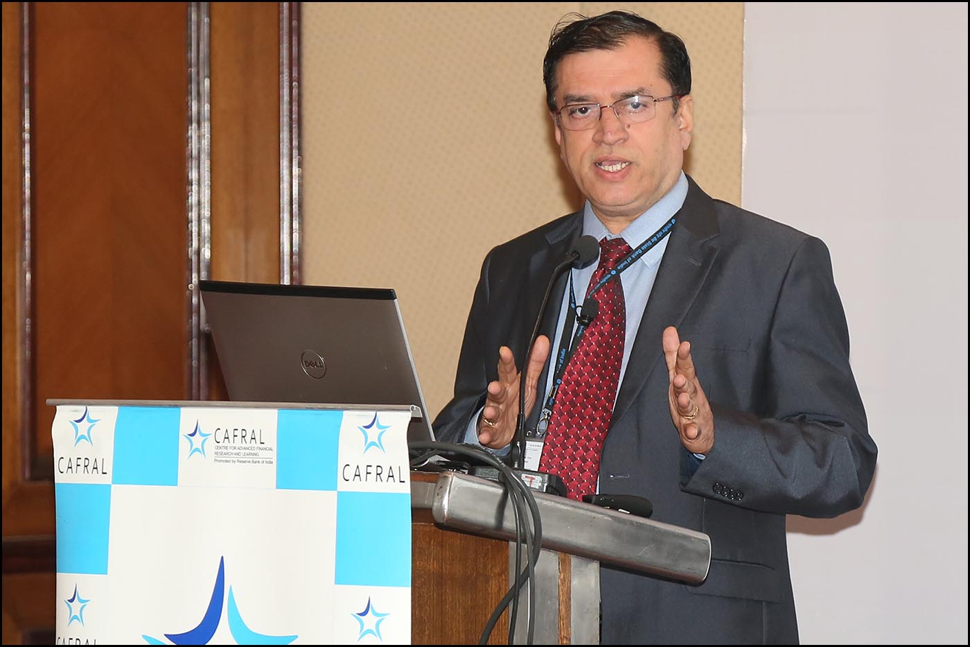 S. Muralidharan, General Manager, State Bank of India