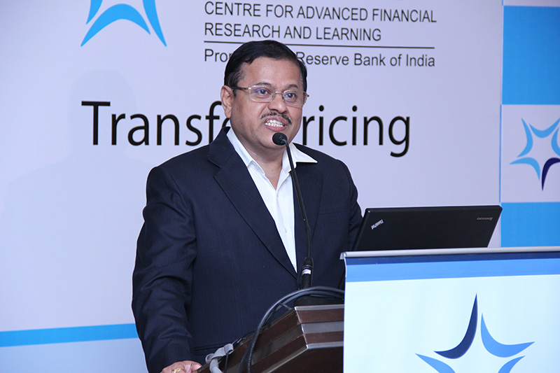 Photos from the Program on Transfer Pricing in Banks