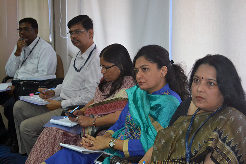 Photos from the Roundtable on Nachiket Mor Committee Report