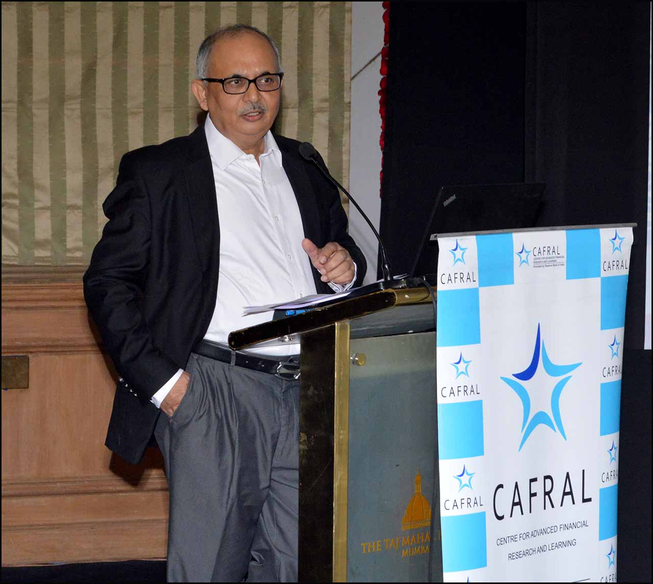 Chandan Sinha, Additional Director, CAFRAL