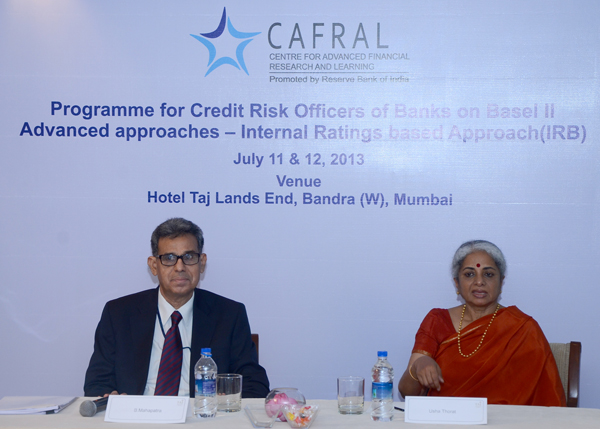 Photos from the Program for Credit Risk Officers on Basel II Advanced Approaches