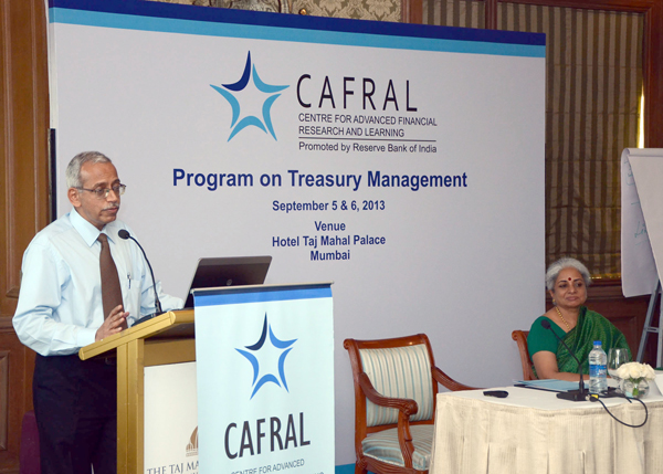Photos from the Program on Treasury Management