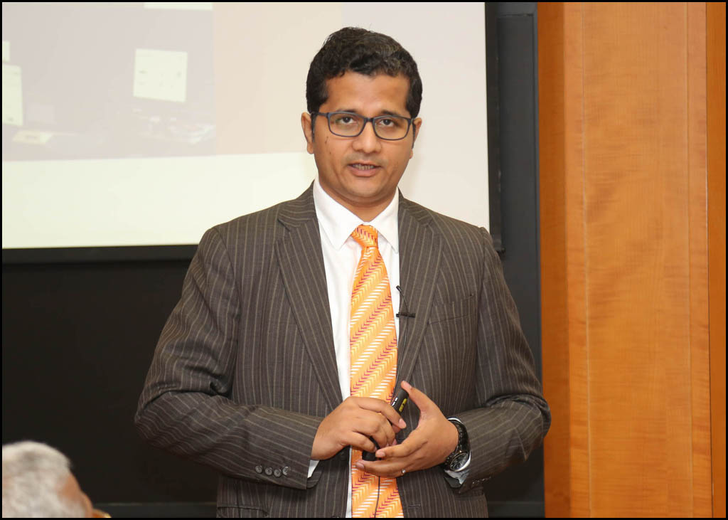 SANGRAM GAYAL, DIRECTOR, CYBER  SECURITY, PRICEWATER-HOUSE COOPERS PVT. LTD.