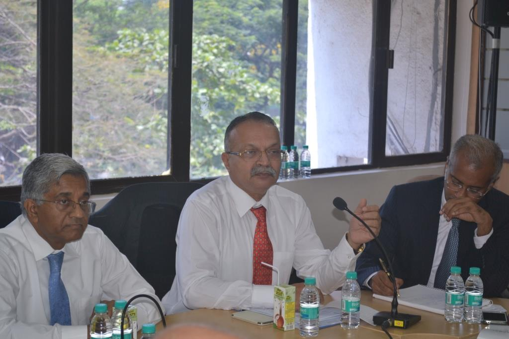 Photos from the Workshop on Revitalising Distressed Assets
