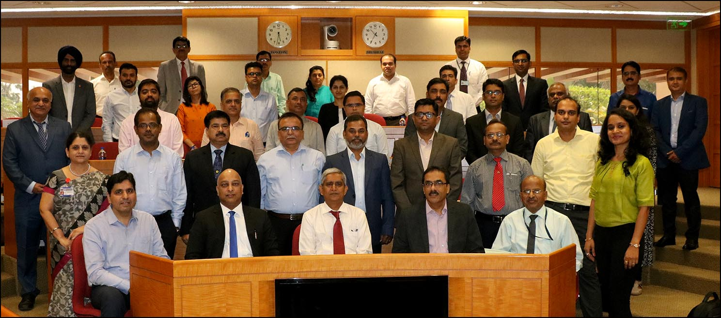 Photos from the Program on Financial Frauds & Forensic Audit