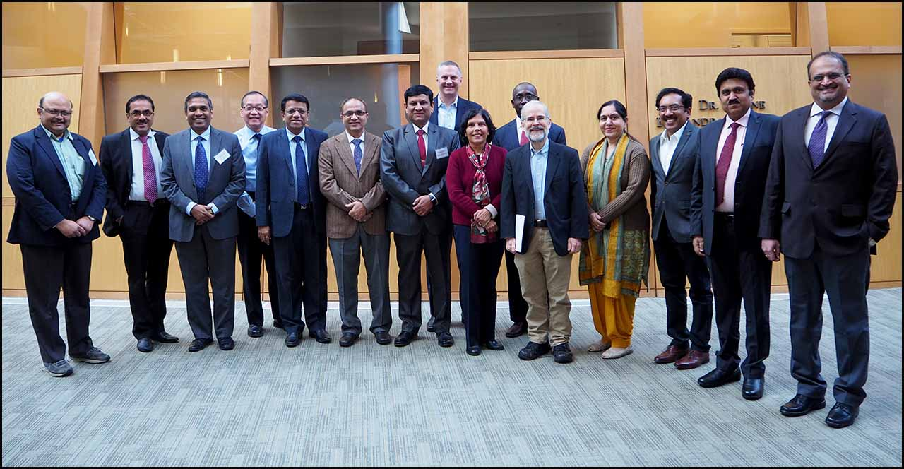 Program Participants at Overseas Leg
