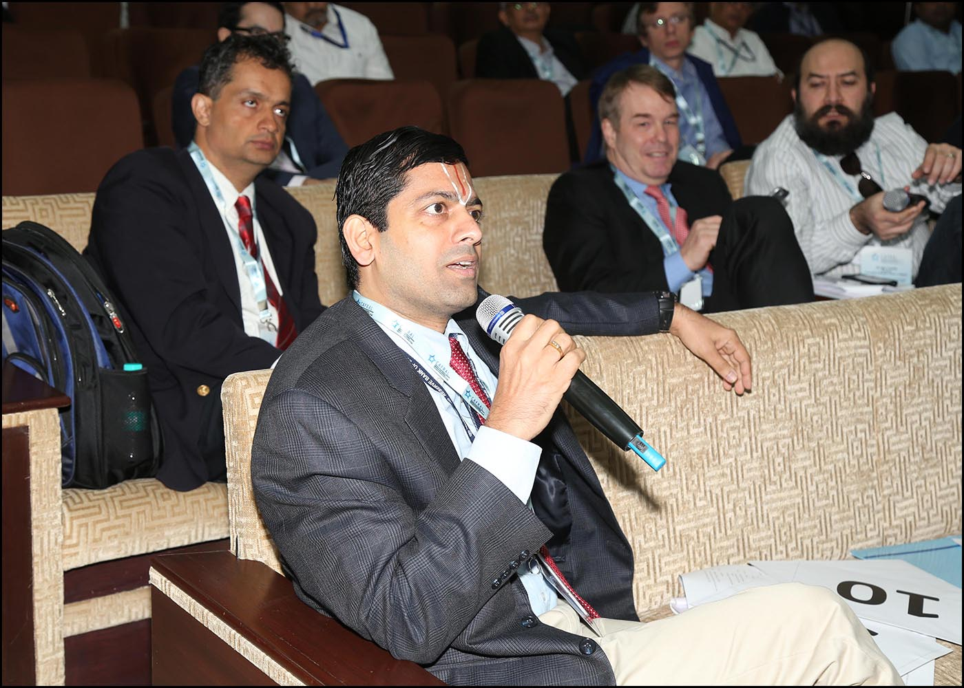 Dr. Anand Srinivasan, Addl. Director (Research), CAFRAL