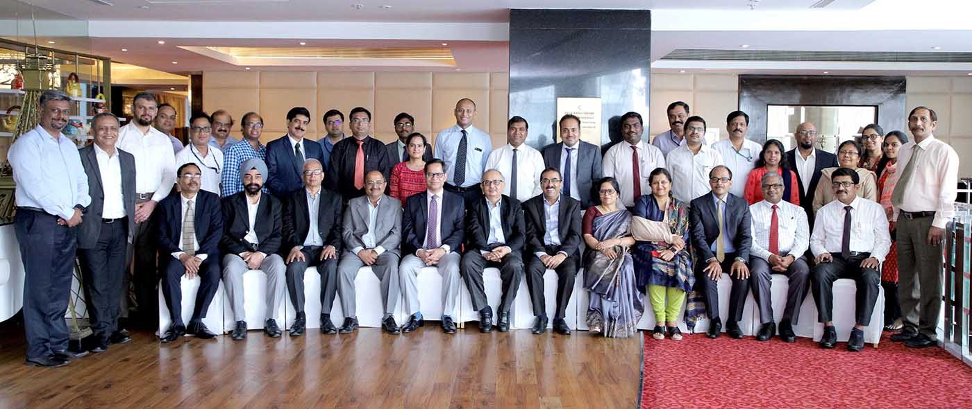 Photos from the Program on Digital Transformation in Banking: A 360 Degree View