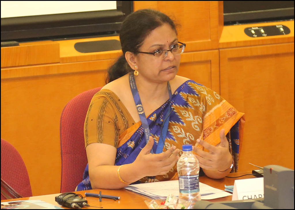 CHARULATHA S. KAR, GENERAL MANAGER, DEPARTMENT OF PAYMENT AND  SETTLEMENT SYSTEMS CENTRAL OFFICE, RESERVE BANK OF INDIA