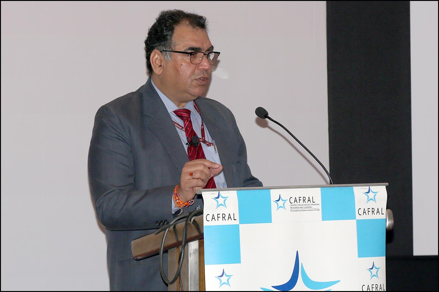 Pankaj Kumar Mishra, IRS, Director, Financial Intelligence Unit –India