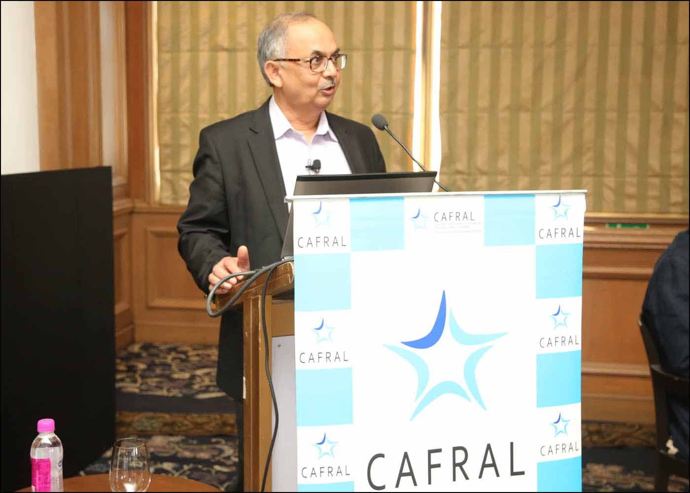 Chandan Sinha, Addl Director (Learning), CAFRAL