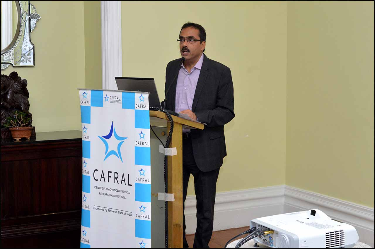 Pramod Kumar Panda, Senior Program Director , CAFRAL