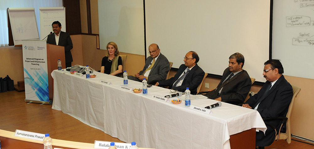 Photos from the Advanced Program on Project and Infrastructure Financing