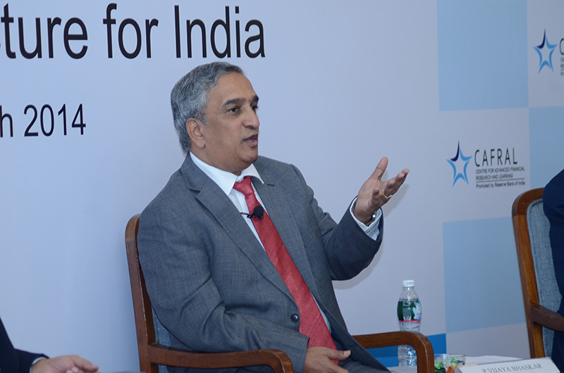 Photos from the Conference on Banking Structure For India