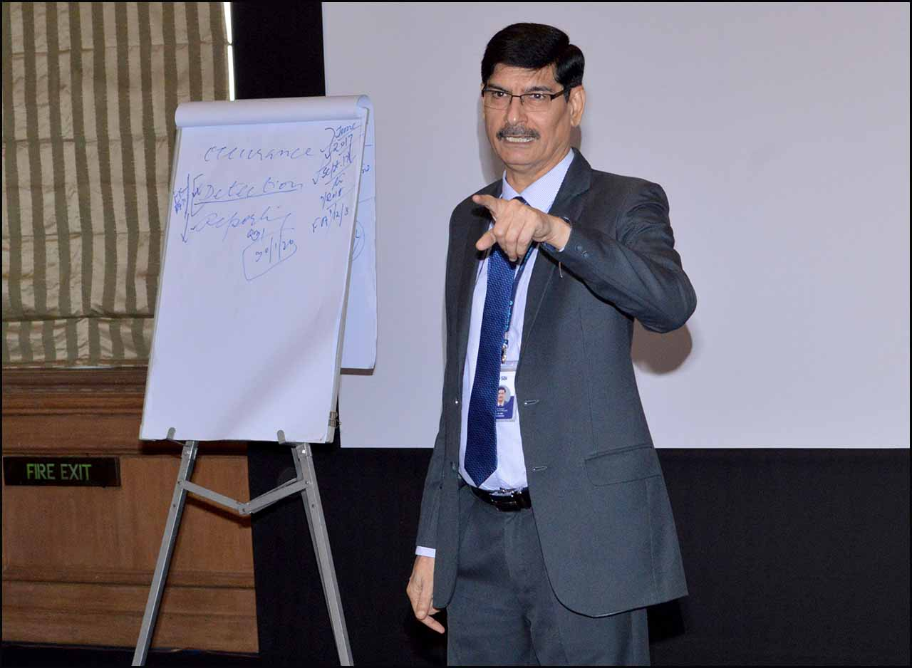 J K Thakar Chief General Manager (Fraud Prevention and Monitoring Cell), State Bank of India