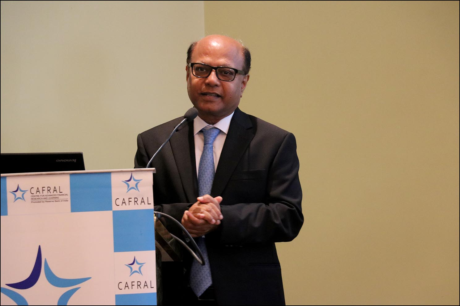 Amarendra Mohan, Senior Program Director, CAFRAL