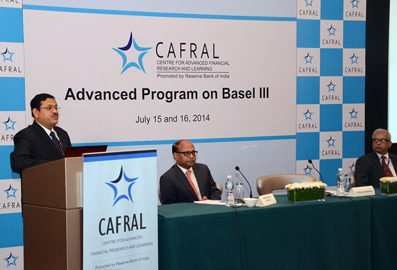 Photos from the Advanced Program on Basel III