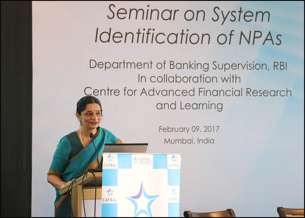 Photos from the  Seminar on System Identification of NPAs