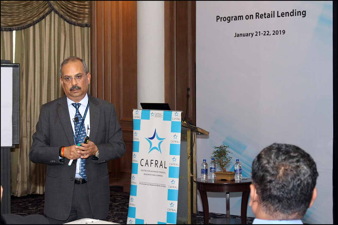 Jayanta Majumdar, General Manager, NBFC Alliances, SBI