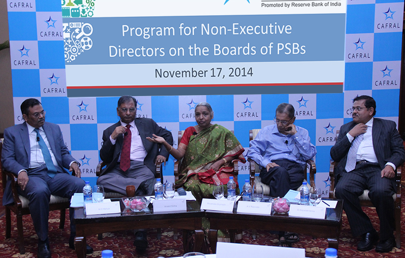 Photos from the Program for Non-Executive Directors on the Boards of Public Sector