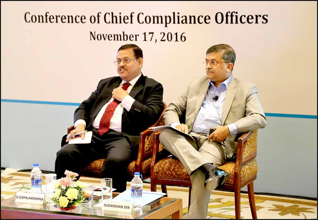Photos from the Conference of Chief Compliance Officers 2016
