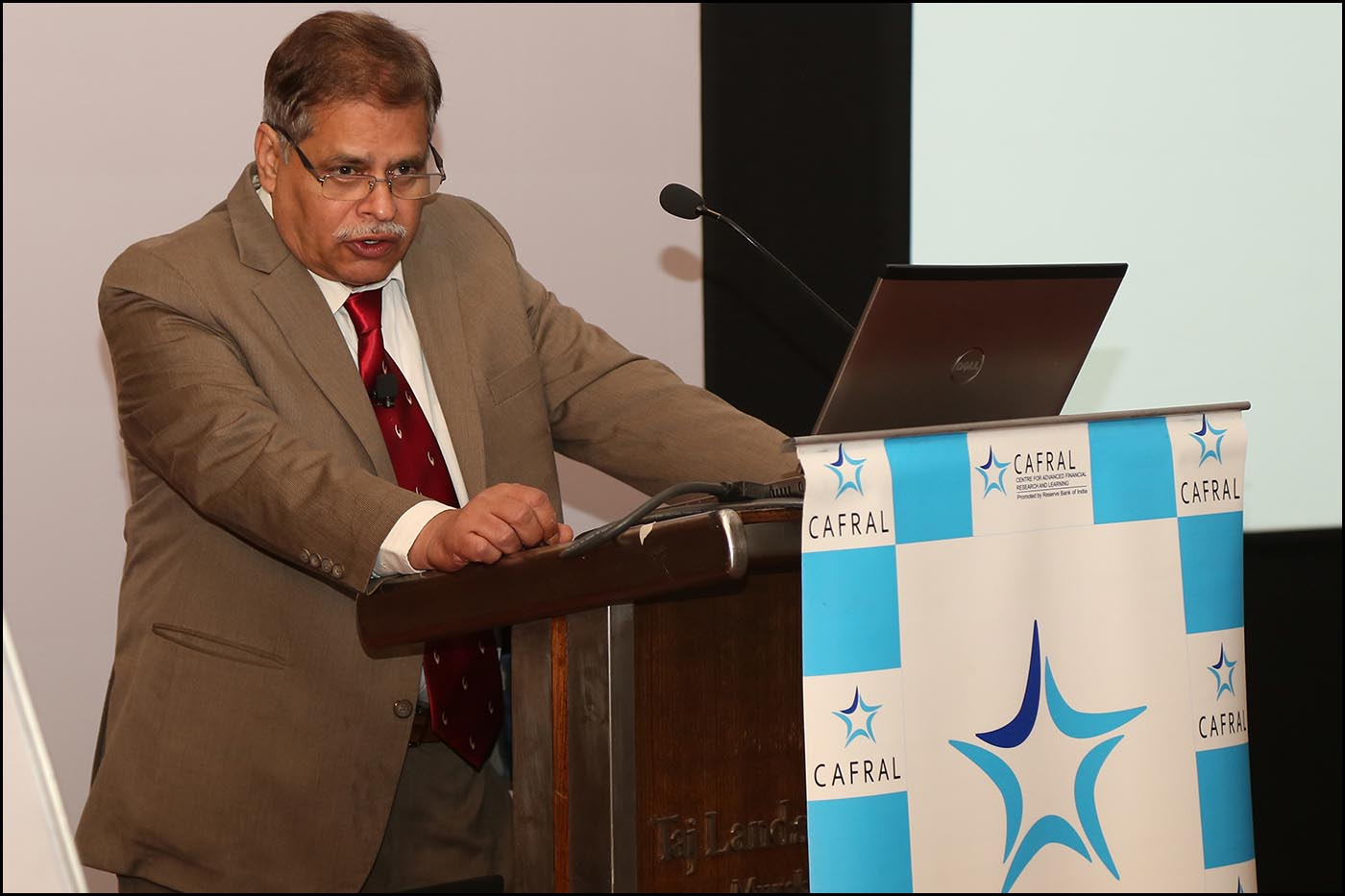 Manoj Sharma, Chief General Manager, Department of Banking Supervision, Reserve Bank of India