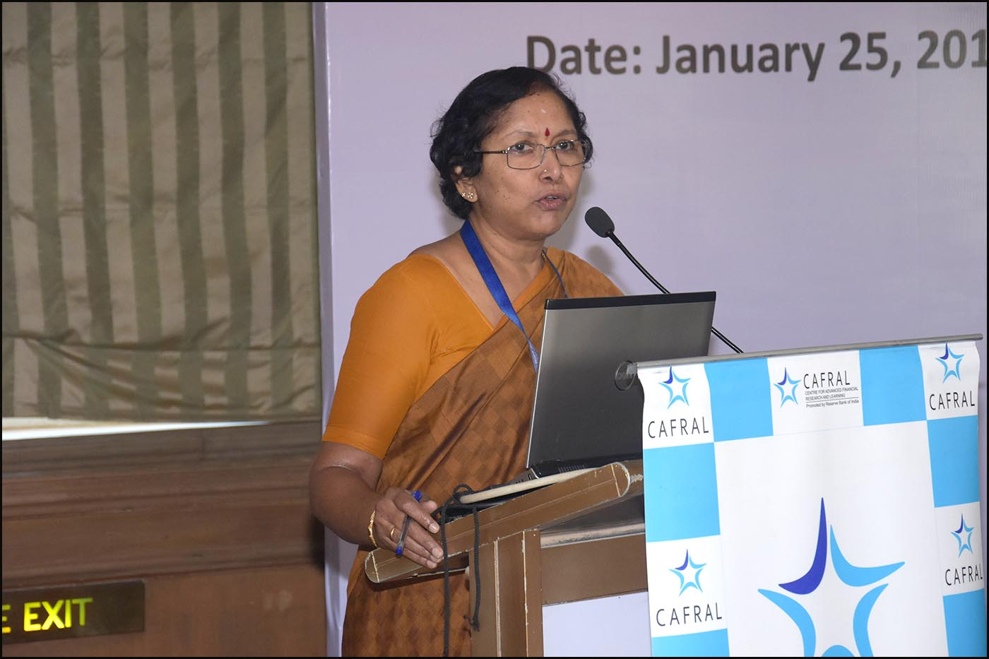 Smt. Parvathy V Sundaram Chief General Manager-In-Charge, RBI