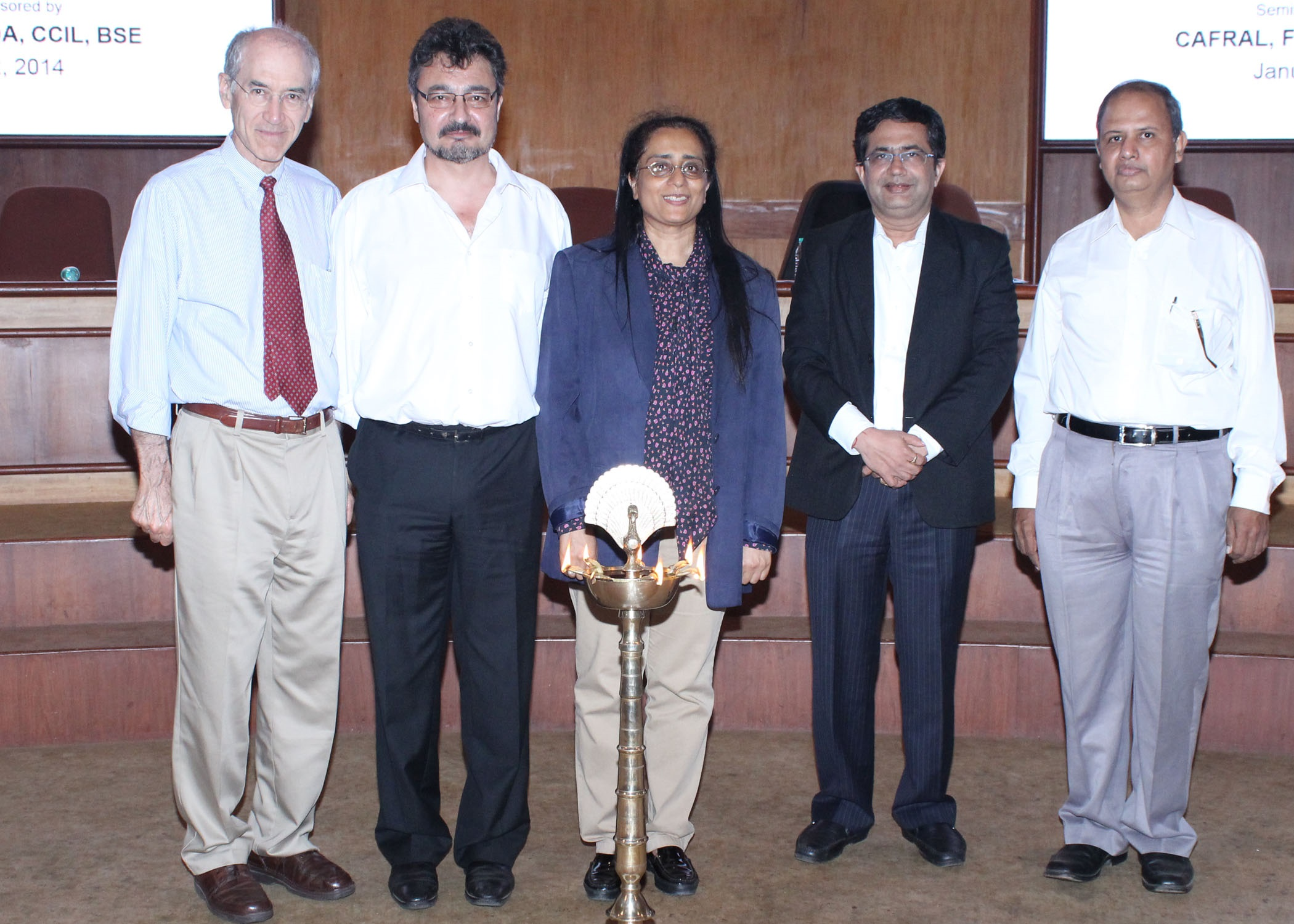 Photos from the Seminar on the Pricing of the Liquidity Factor and its