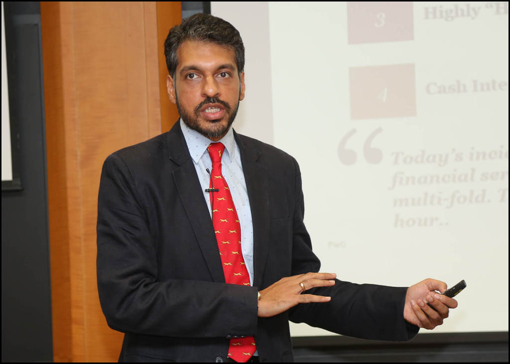 SIDDHARTH VISWANATH, PARTNER, PRICEWATER- HOUSE COOPERS PVT. LTD.