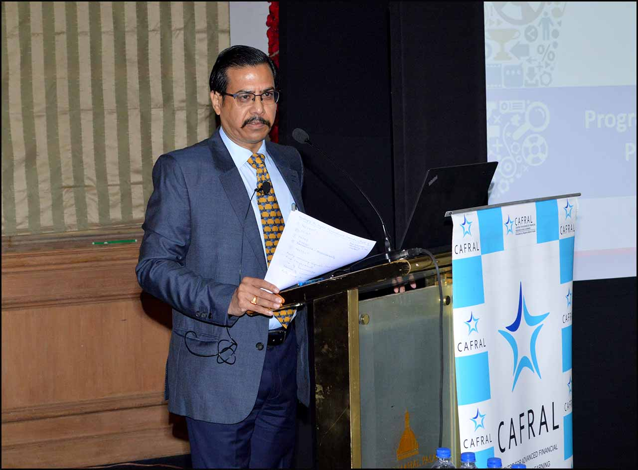 D. C. Jain, Joint Director, Mumbai Zone, Central Bureau of Investigation (CBI)