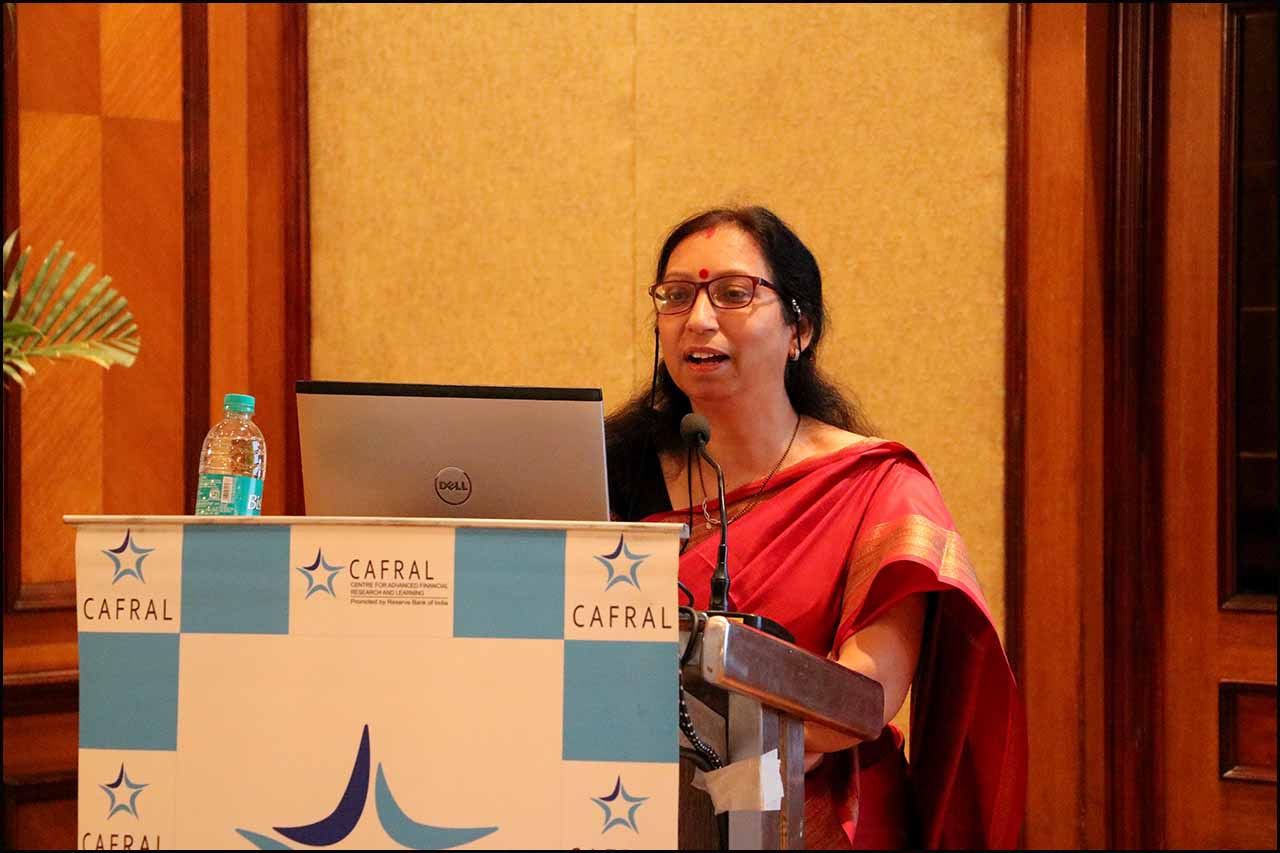 Seema Saggar, General Manager, RBI