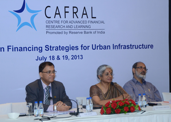 Photos from the  Conference on Financing Strategies for Urban Infrastructure
