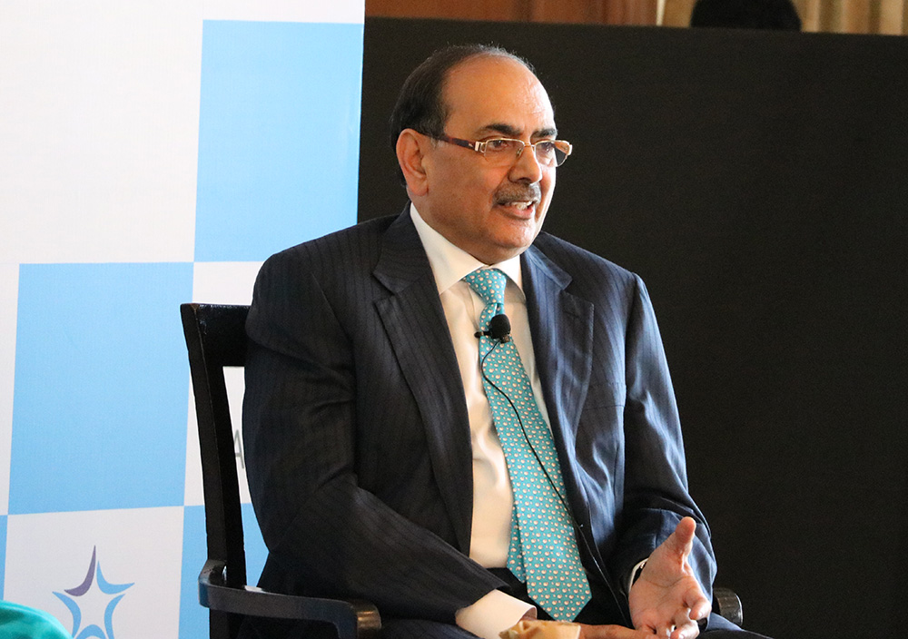 Romesh Sobti, Managing Director and Chief Executive Officer, IndusInd Bank