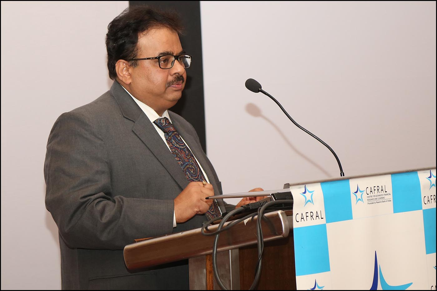 Vivek Srivastava, General Manager, Department of Banking Regulation, Central Office, Reserve Bank of India